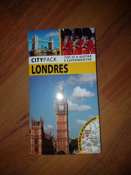 Citypack london Porto Editora