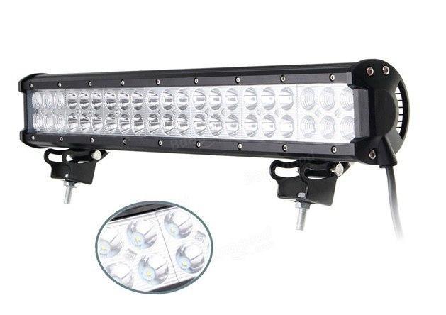 Светодиодная Фара 126W, LED Фара,Балка, Прожектор, Фара Рабочего Света