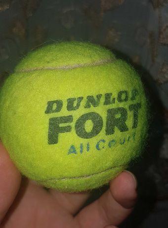 Теннисный мяч dunlop fort