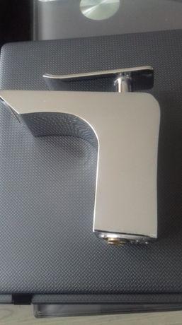 Bateria umywalkowa stojąca Quado Chrom
