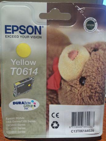 Tinteiro Epson T0614 Amarelo