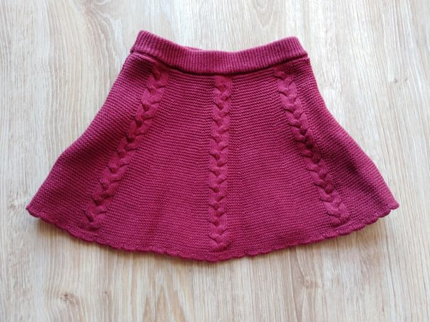 Spódniczka niemowlęca , spódnica dla dziewczynki