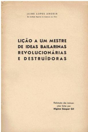 10702 Lição a um Mestre de ideas Bailarinas Revolucionárias e Destrui