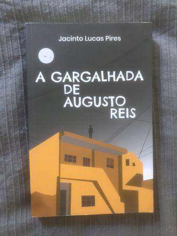 "Livro ""A gargalhada de Augusto Reis"""