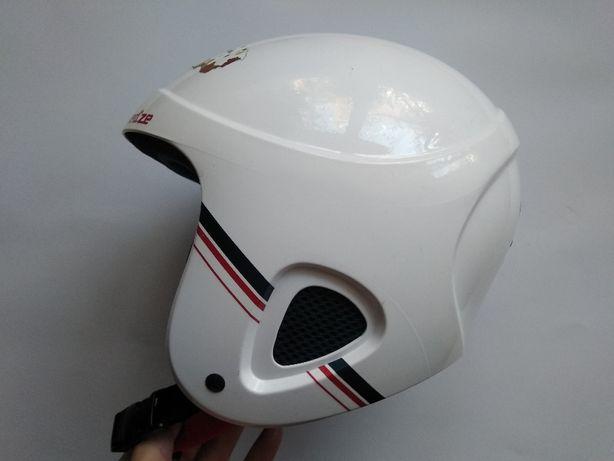 Детский горнолыжный сноубордический шлем Wedze H400 Jr, размер 48-52см