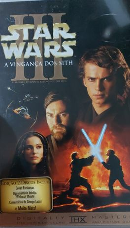 Dvd star wars lll