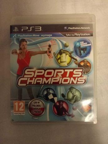 PlayStation 3 Sports Chempions