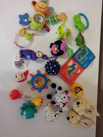 Іграшки, брязкальця