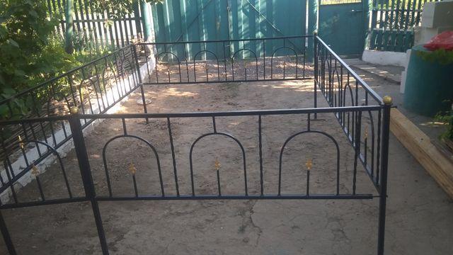Изготовление оградок