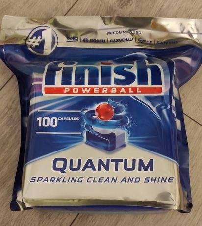 Tabletki do zmywarki Finish Quantum Powerball 100szt