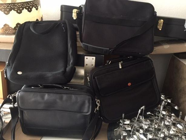 Mas e mochilas de escritório