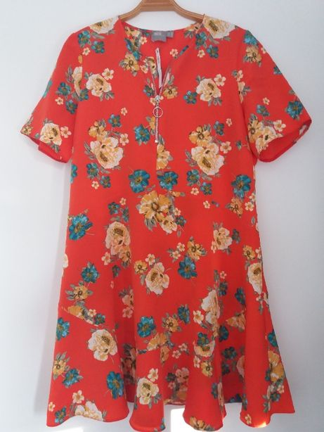 Piękna sukienka wiosna/lato ASOS nowa z metką. Styl BOHO
