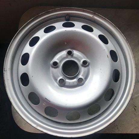Диски металеві VW, Audi R16 5x112 ET50 DIA 66,6 6J