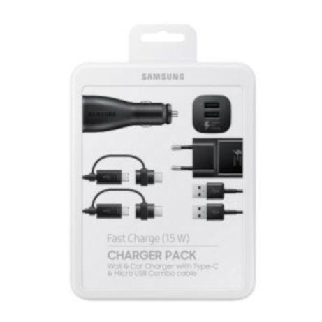 Zestaw ładowarek do smartfonów Samsung
