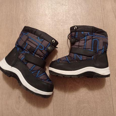 Ботинки зимние для мальчика или девочки. 27 размер.
