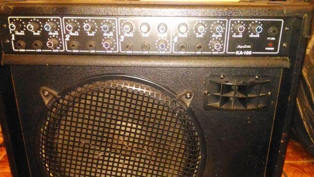Amplificador Maxtone ka100