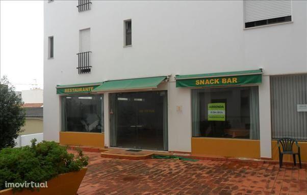 Vende Restaurante Em Almancil