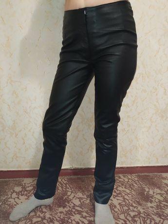 Шикарные брюки из натуральной кожи!