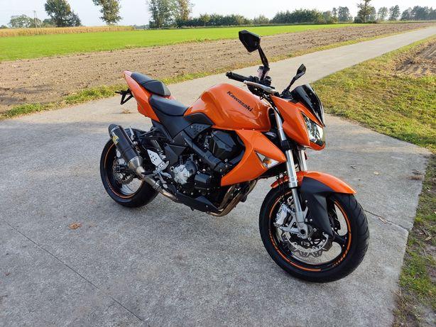 Kawasaki Z1000 - Transport