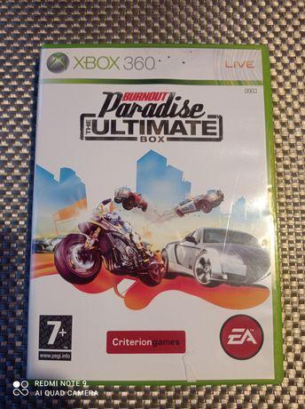 Burnout Paradise Ultimate Xbox 360