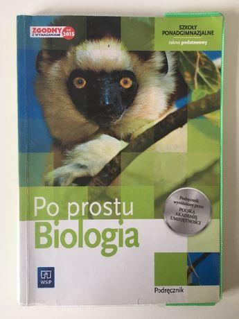 Po prostu bilogia Wsip podręcznik do biologi dla liceum i technikum