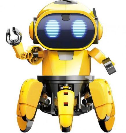 конструктор детский - Tobi Интерактивный паук, Robot Small Six.