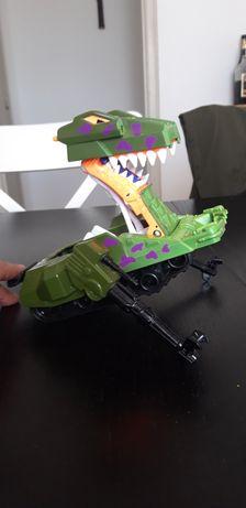 Tankasaurus Rex 1993 Mattel