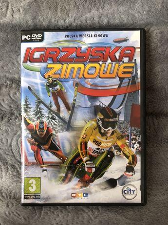 Igrzyska zimowe gra PC