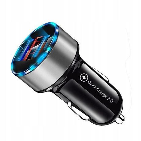 Wyprzedaż magazynu - ładowarki samochodowe USB, uchwyty magnetyczne