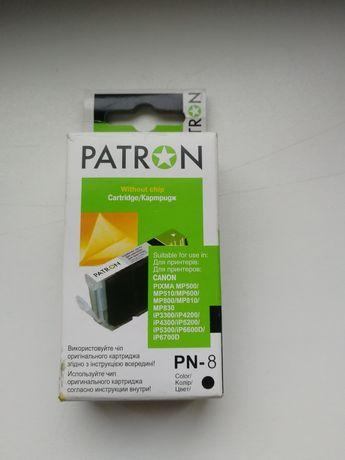 Картридж для принтера canon (PN-8 черный)