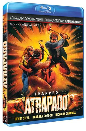 Atrapado/A Cilada(Blu-Ray)-Importado