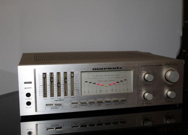 MARANTZ 550DC Wzmacniacz audiofilski vintage hi-fi Japan Wysyłka