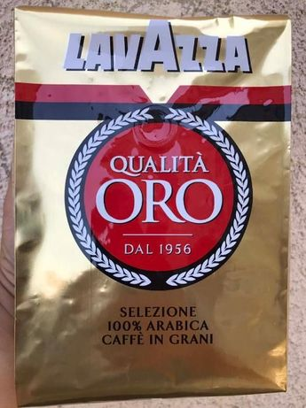 Кофе Lavazza Qualita Oro 1кг