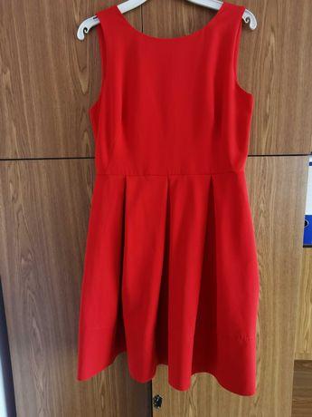 Czerwona sukienka r. L House