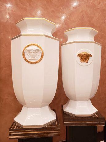 rosenthal versace gorgona vase ваза 55 см