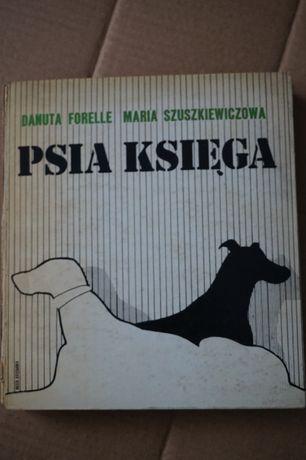 Psia księga D. Forelle, M. Szuszkiewiczowa 1976