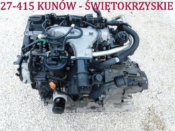 Silnik kompletny 4HW + skrzynia Peugeot 807 2.2 HDI Citroen C8