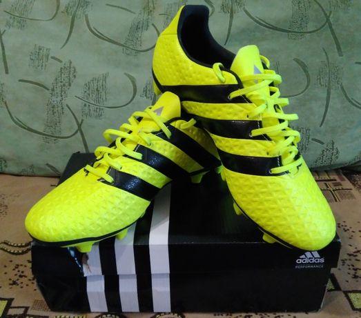 Новые копочки (бутсы) Adidas ACE 16.4 FG