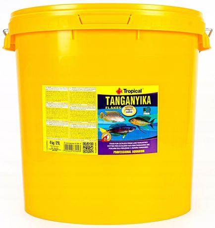 Super Tanganyika Tropical NAJTANIEJ!!! 21L/4kg