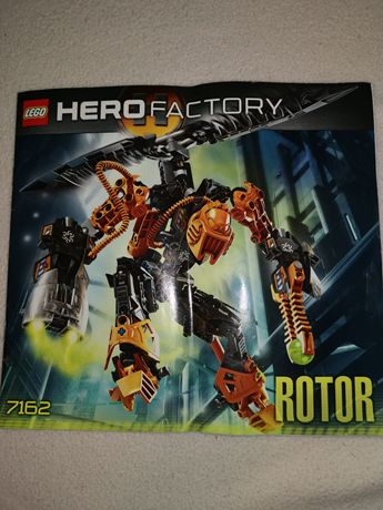 Lego Hero factory 7162 klocki Lego UNIKAT