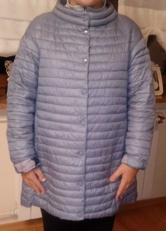 Przepiękna kurtka jesienna damska, rozmiar 42