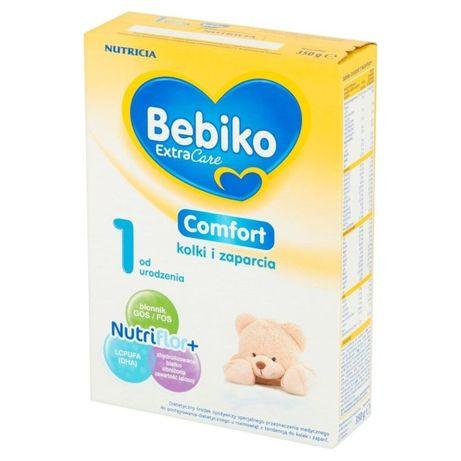 2xMleko bebiko 1 kolki i zaparcia