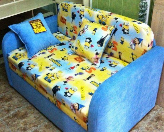 Детский диван Мир Мебели