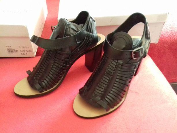 nowe sórzane sandały r.37