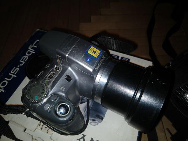 Фотоапарат sony dsc-h2