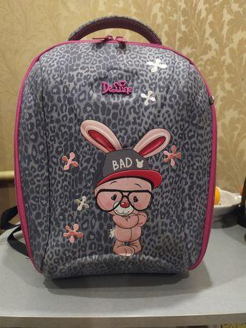 Школьный рюкзак, ранец для девочки