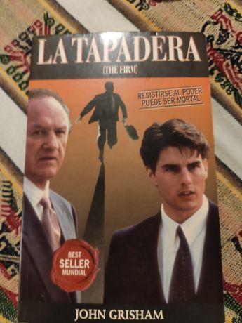 Książka hiszpański Espanol. La Tapadera. The firm. John Grisham