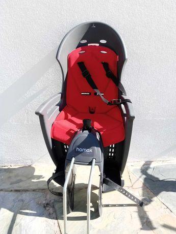 Cadeira para transporte de crianças em bicicleta