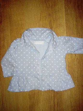 Bluzka zakiecik 5-10-10 rozm. 62