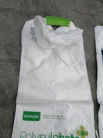 BIG BAG BEG 143cm/500 kg NOWE worki idealne na nawozy